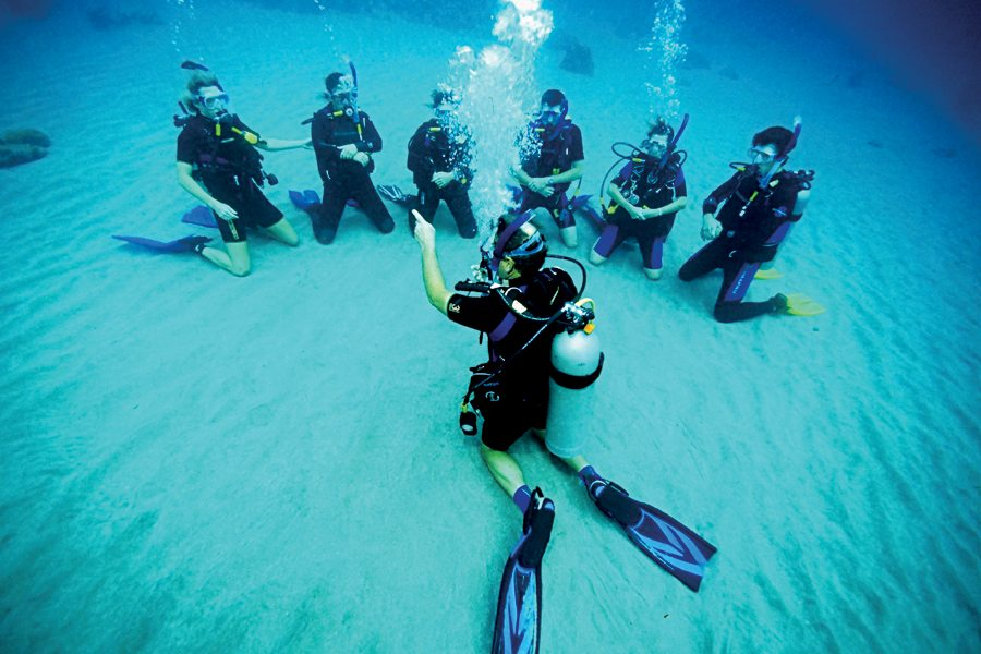 open-water-dive-mimpi