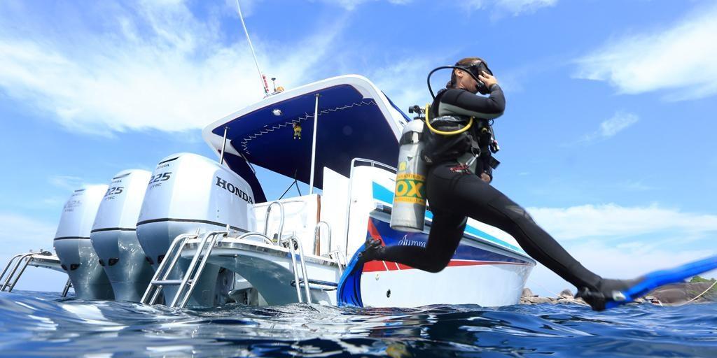 Boat-Diver